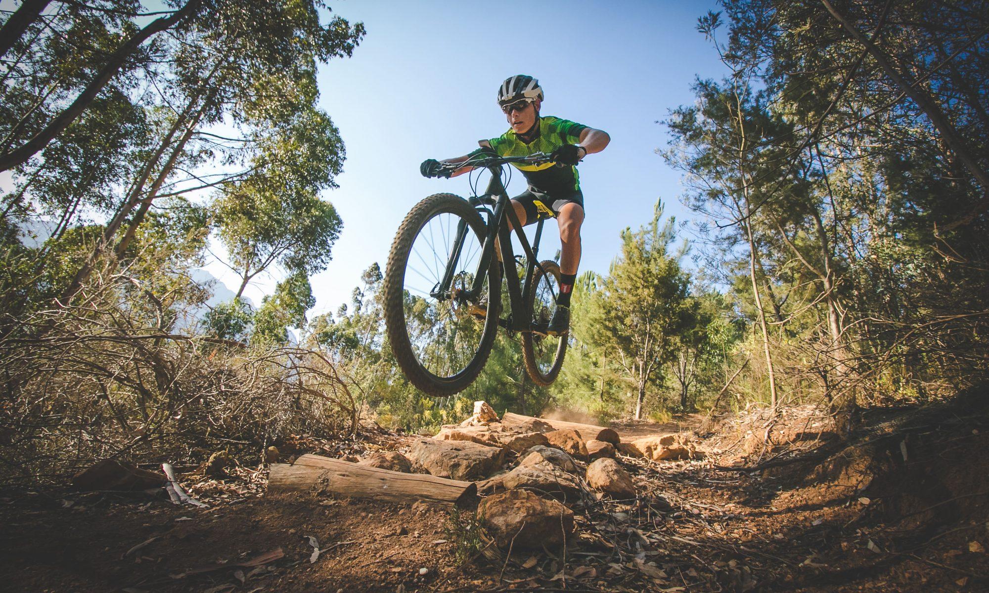 mountain biking benefits