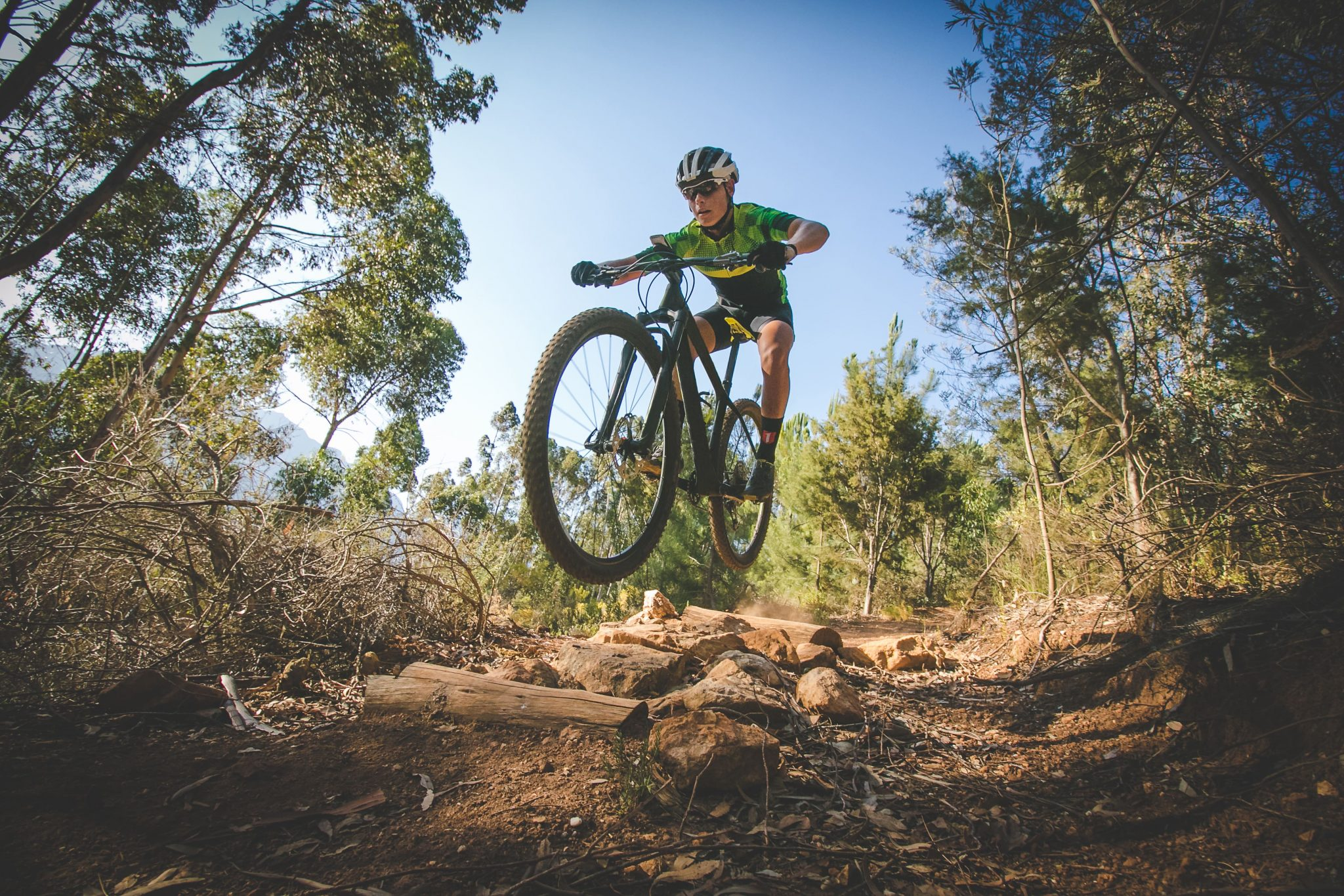 mountain biking benefits