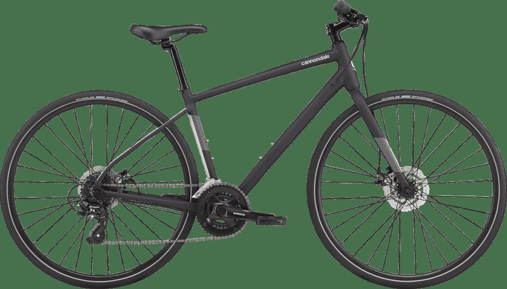 Curbside Cyclery selling a black hybrid bike in Ahwatukee, AZ